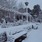 parque herencia nieve 150x150 - Otro año más la nieve nos visita