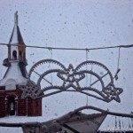 torre iglesia nevada 2009 150x150 - Otro año más la nieve nos visita