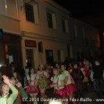 Reyes Magos 2010 y la bienvenida al Sábado de los Ansiosos de Carnaval 5