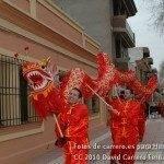 Fotos del pasacalles de Carnaval del sábado 2010 10