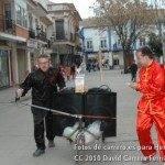 Fotos del pasacalles de Carnaval del sábado 2010 17