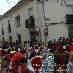 Fotos del pasacalles de Carnaval del sábado 2010 36