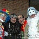 Fotos del pasacalles de Carnaval del sábado 2010 44