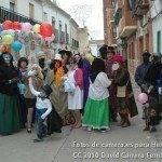 Fotos del pasacalles de Carnaval del sábado 2010 47