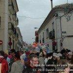 Fotos del pasacalles de Carnaval del sábado 2010 70