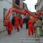 Fotos del pasacalles de Carnaval del sábado 2010 86