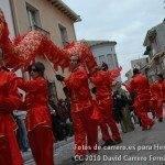 Fotos del pasacalles de Carnaval del sábado 2010 95