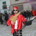 Fotos del pasacalles de Carnaval del sábado 2010 97