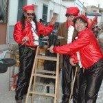 Fotos del pasacalles de Carnaval del sábado 2010 102