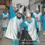 Fotos del pasacalles de Carnaval del sábado 2010 122