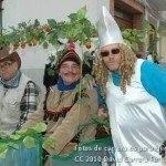 Fotos del pasacalles de Carnaval del sábado 2010 130