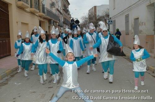 Fotos del pasacalles de Carnaval del sábado 2010 215