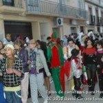 Fotos del pasacalles de Carnaval del sábado 2010 158