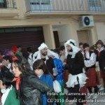 Fotos del pasacalles de Carnaval del sábado 2010 159