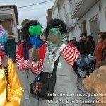 Fotos del pasacalles de Carnaval del sábado 2010 165