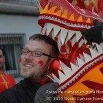 Fotos del pasacalles de Carnaval del sábado 2010 174