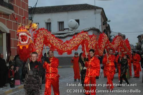 Fotos del Pasacalles de Carnaval 2010 del Viernes 97