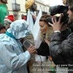 Fotos del Pasacalles de Carnaval 2010 del Viernes 13