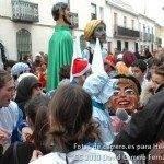 Fotos del Pasacalles de Carnaval 2010 del Viernes 15