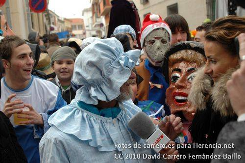 Carnaval Herencia 2010 pasacalles viernes 0043