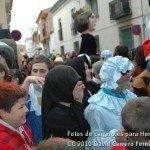 Fotos del Pasacalles de Carnaval 2010 del Viernes 17