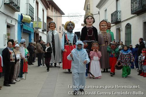 Carnaval Herencia 2010 pasacalles viernes 0048
