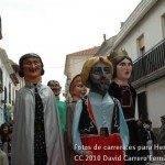 Fotos del Pasacalles de Carnaval 2010 del Viernes 20