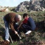 Herencia conmemoró el día del árbol plantando 250 árboles 5