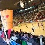 Viaje al Quijote Arena para ver al Balonmano Ciudad Real 7
