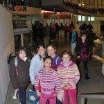Viaje al Quijote Arena para ver al Balonmano Ciudad Real 9