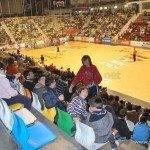 Viaje al Quijote Arena para ver al Balonmano Ciudad Real 14