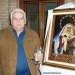 """Manolo Mora Fdez. Caballero Presidente Honor Semana Santa 2010 150x150 - Presentación de la Semana Santa 2010 y entrega del """"Nazareno de Plata"""""""
