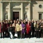 grupo en iglesia encarnacion 150x150 - Viaje del Grupo de Voluntariado a Santa Fe