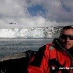 Herencianos por el mundo: La Antártida 6