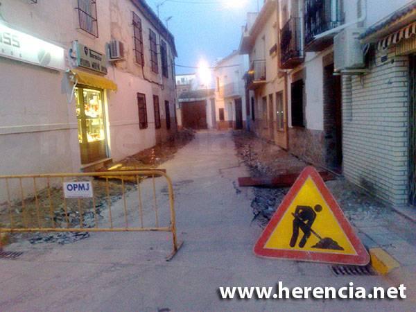 Nueva calle peatonal: Salustiano Almeida 8