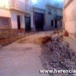 preparando calle peatonal 150x150 - Nueva calle peatonal: Salustiano Almeida