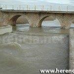 Agua en el Puente alto y carretera Villarta 22