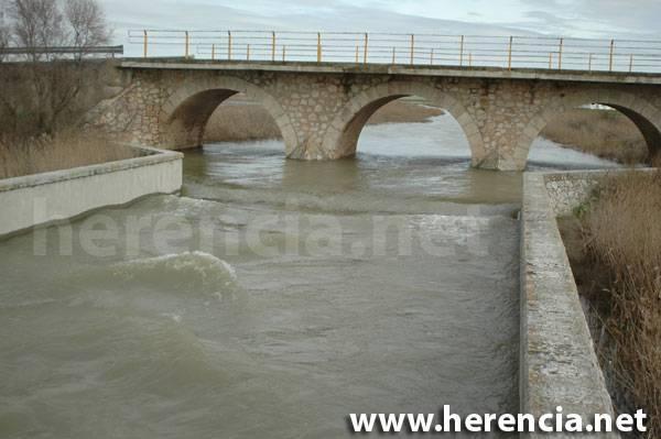 puente alto 4 - La Diputación invertirá en el puente de Buenavista para reducir la siniestralidad en dicho punto