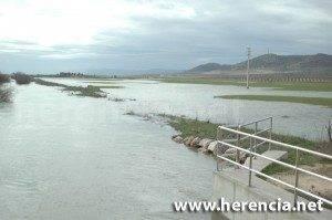 El caudal de nuestros ríos vuelve a subir por la lluvia 3