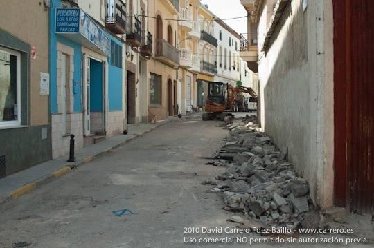 obras en travesia concepcion - Nueva calle peatonal: Travesía Concepción