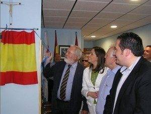 Inauguarción sede local pp herencia Arias Cañete
