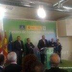Corbacho y Barreda inauguran el nuevo Centro de Formación y Empleo 6