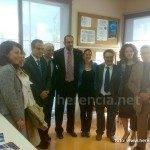 Corbacho y Barreda inauguran el nuevo Centro de Formación y Empleo 5