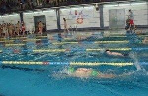 natación deporte escolar