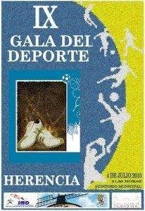 IX Gala del Deporte Local 2010 3