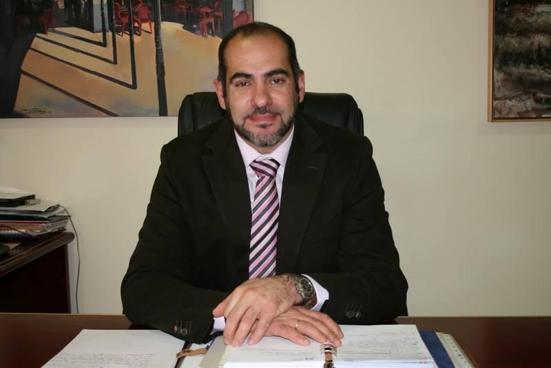 Jesus Fdez Almoguera alcalde de Herencia - El pleno aprueba reducir el sueldo del alcalde y concejales liberados