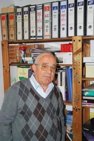 angel carrero juez de pazfoto entrevista1 312x465 - Ángel Carrero Gallego de la Sacristana dará el pregón de la Feria