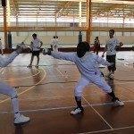 Resultados del Campeonato Regional de Esgrima celebrado en Herencia 5