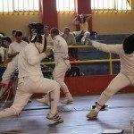 Resultados del Campeonato Regional de Esgrima celebrado en Herencia 6