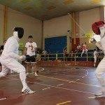 Resultados del Campeonato Regional de Esgrima celebrado en Herencia 7